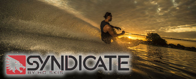 Close Out HO Syndicate Water Skis UK
